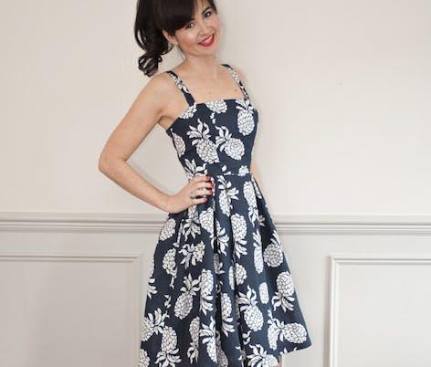 Sew Over It Rosie Dress
