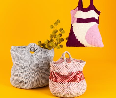 Tidy Haus knitting patterns
