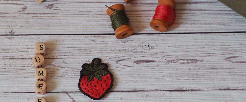 embroidery applique patches