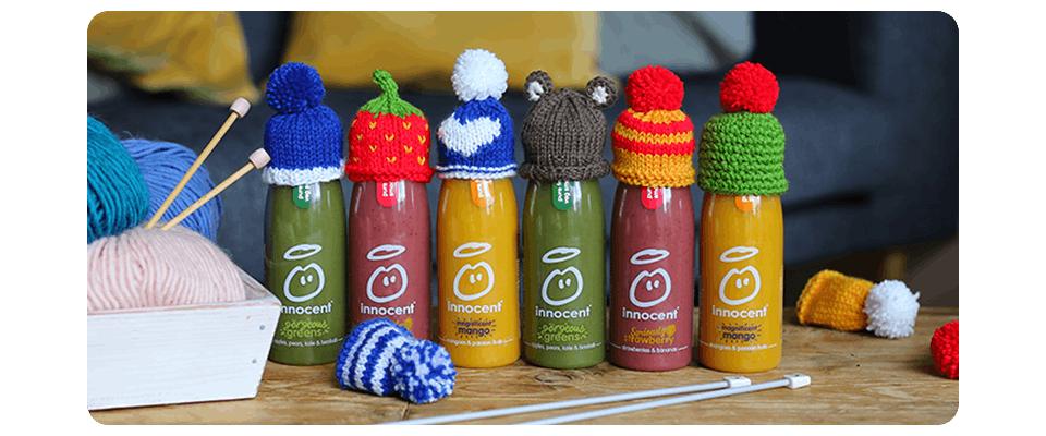 big knit age UK innocent