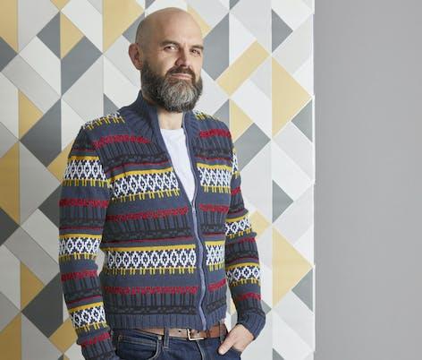 MillaMia Style Fusion Bengt Cardi knitting pattern