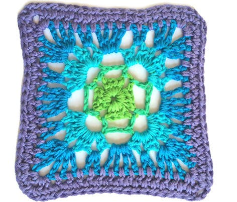 summer cal motif 3 violet