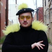 Quayln Stark Designer Headshot Photo