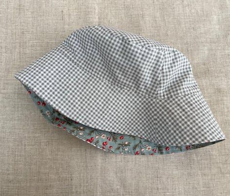 Bucket hat sewing pattern