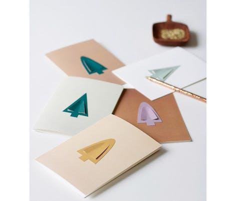 Make your own Christmas card like Jurianne Matter