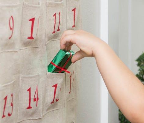 sew advent calendar