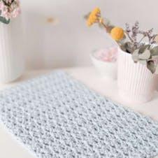 Crochet crop top step 5