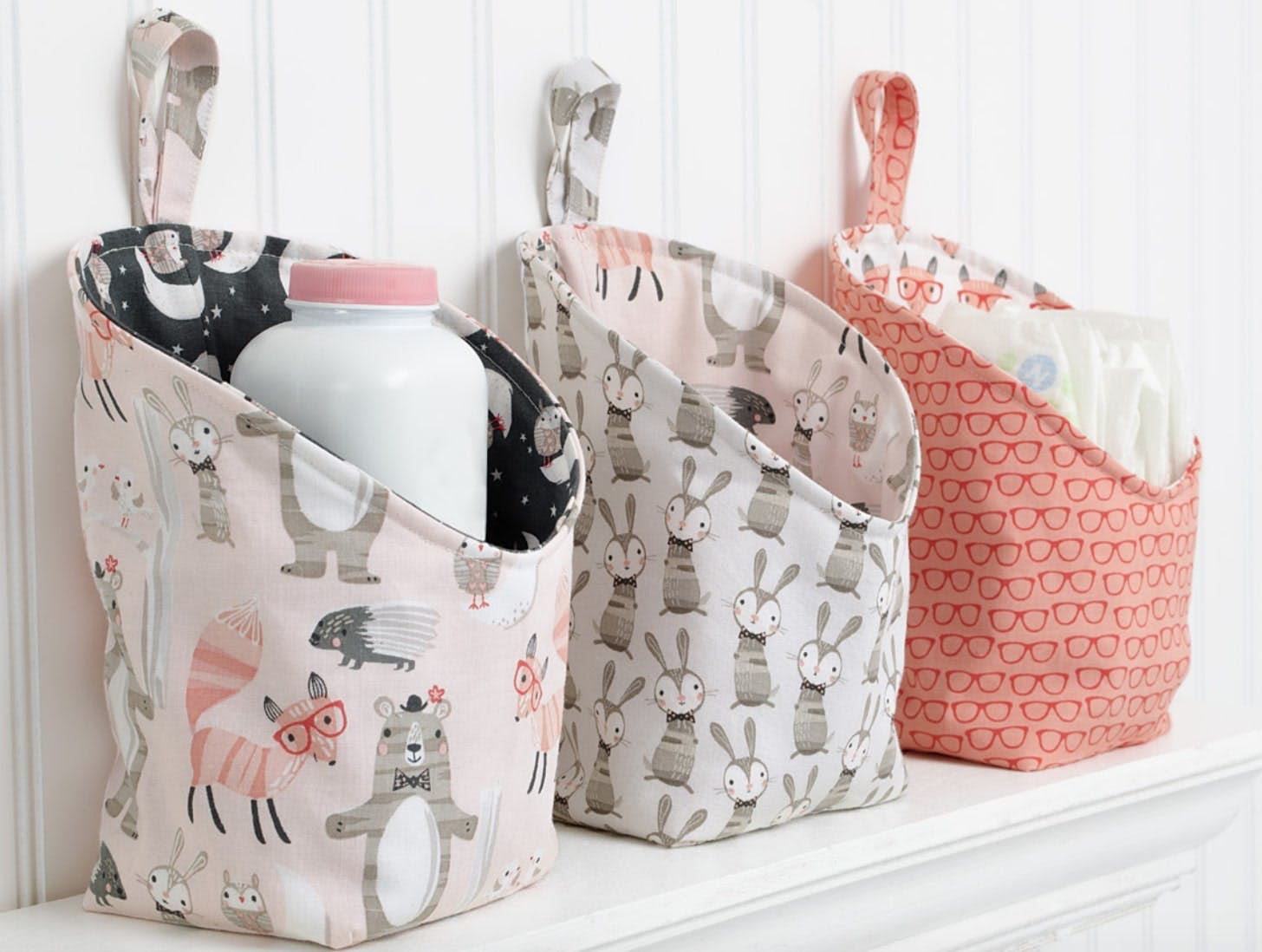 storage pod sewing pattern