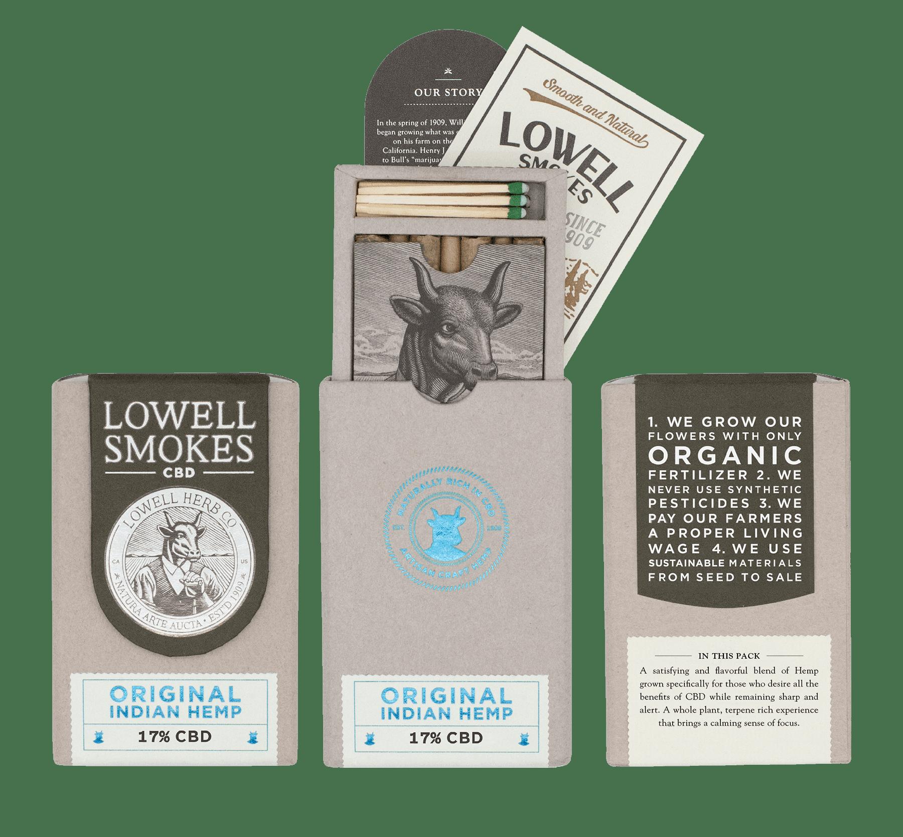 Lowell Herb Co CBD