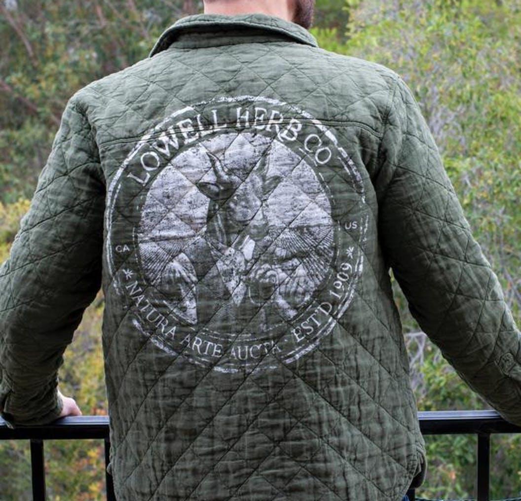 Lowell Farm Jacket Green (Men's)