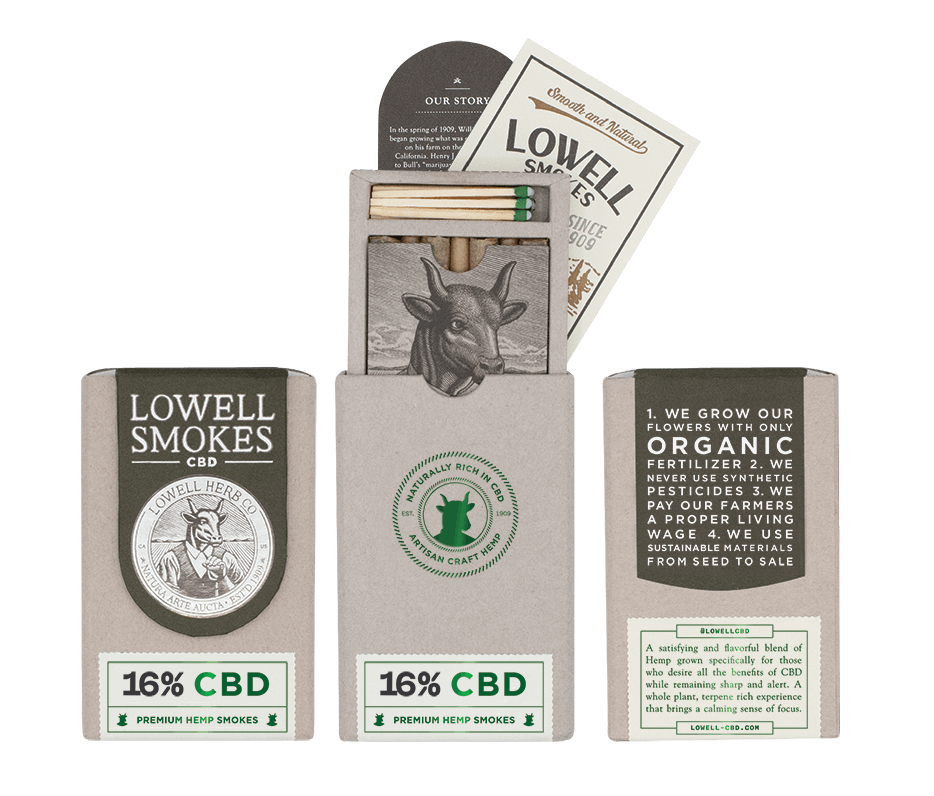 Lowell Herb Co CBD