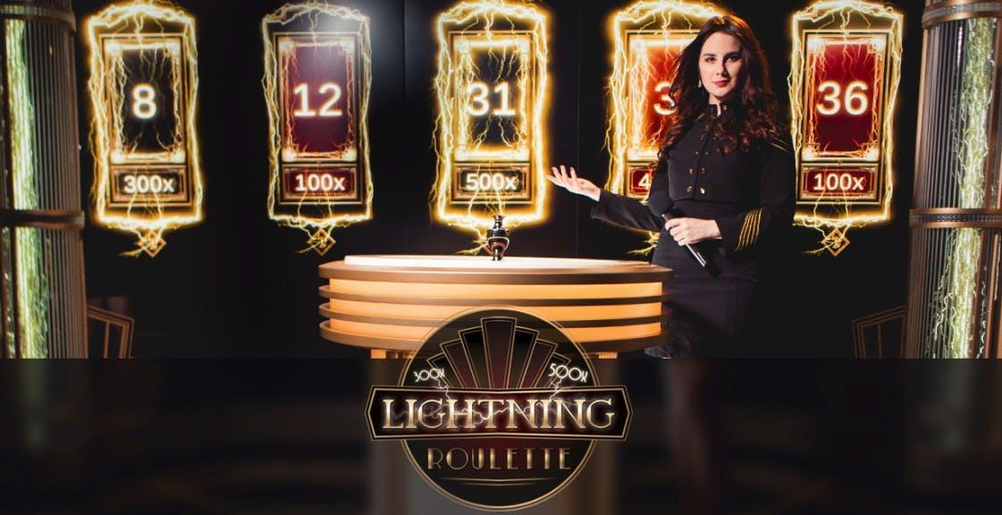 miniature lightning roulette