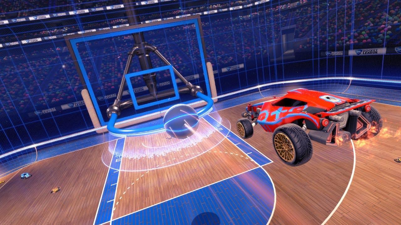 rocket league basket