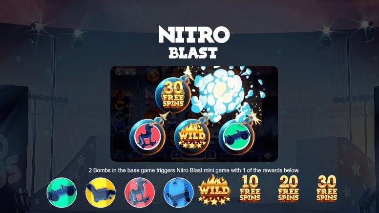 blast nitro circus