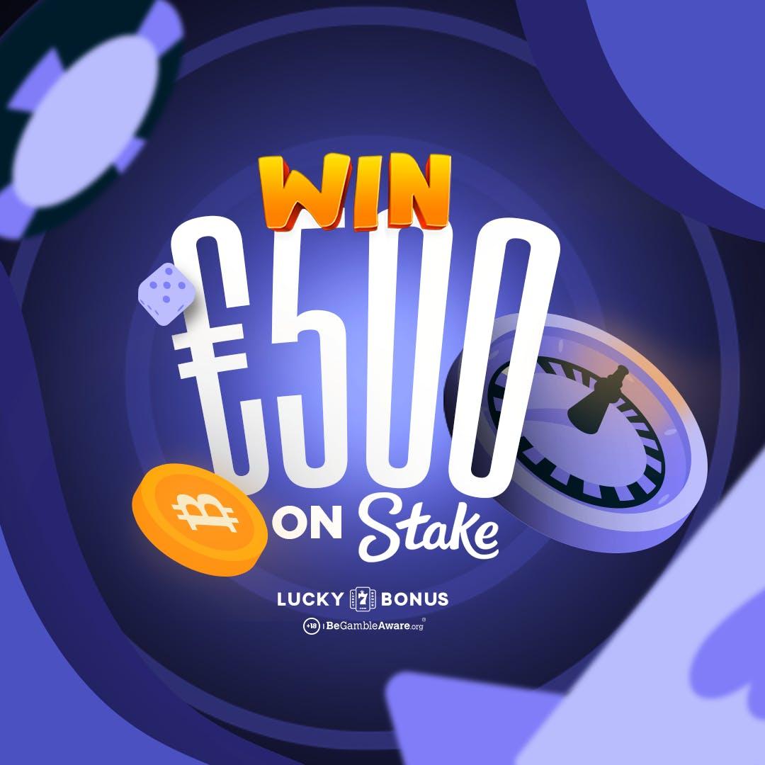 stake 500