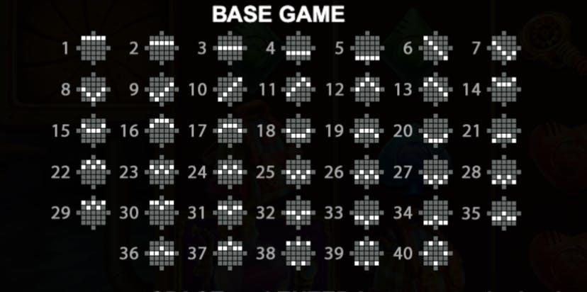 grille en base game