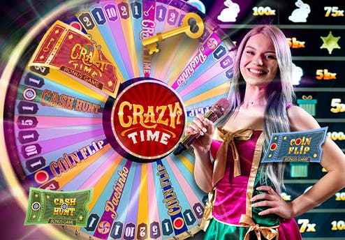 Thumbnail Crazy Time