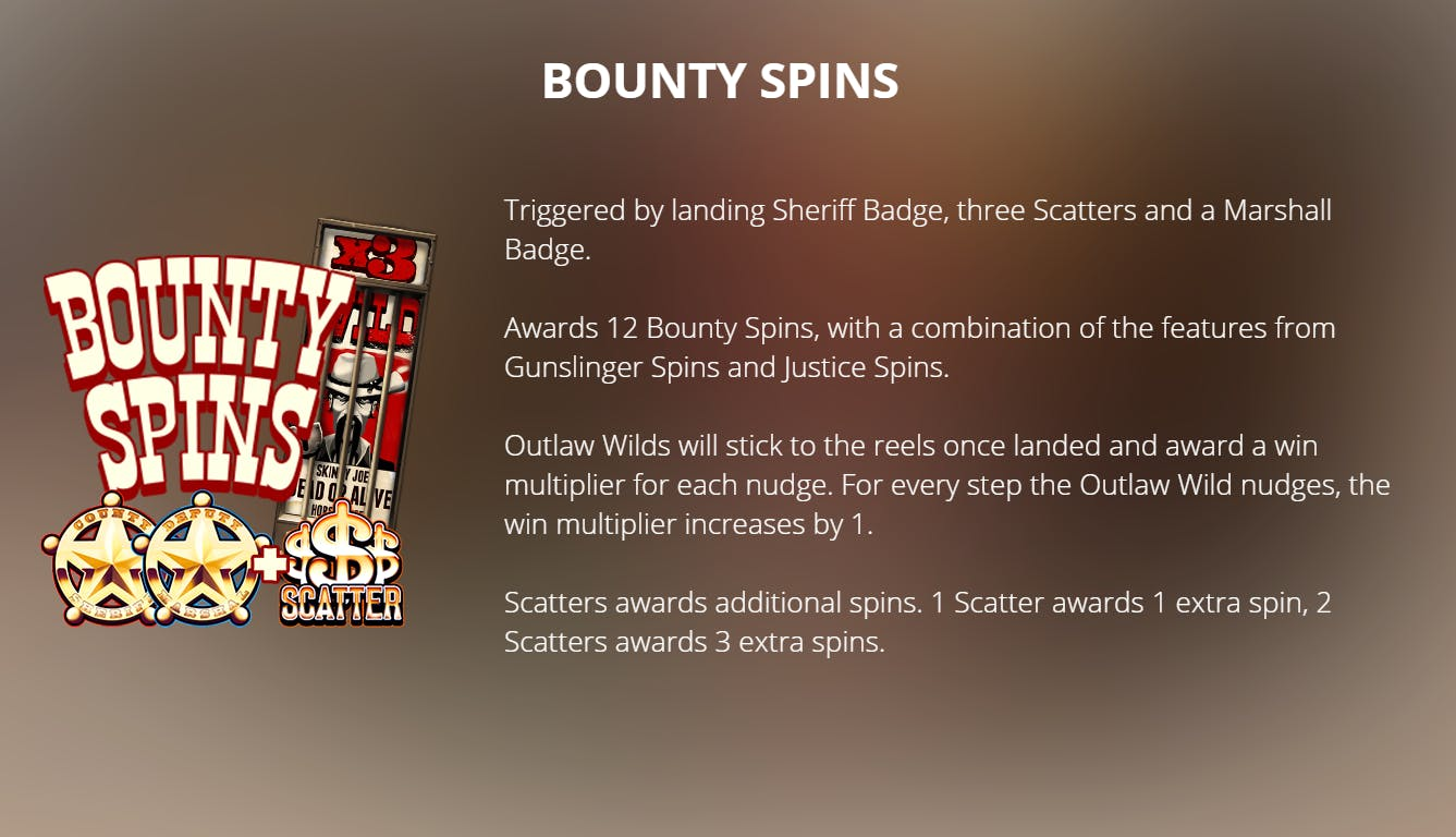 bounty spins tombstone