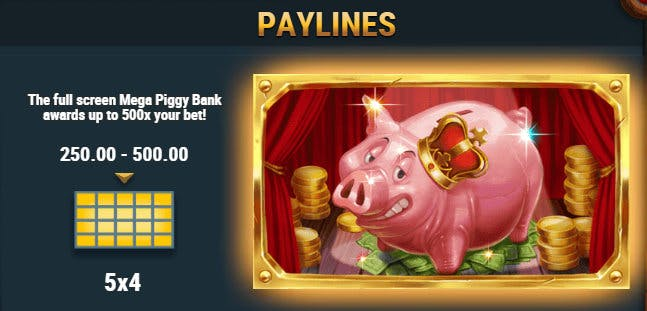 mega piggy bank farm