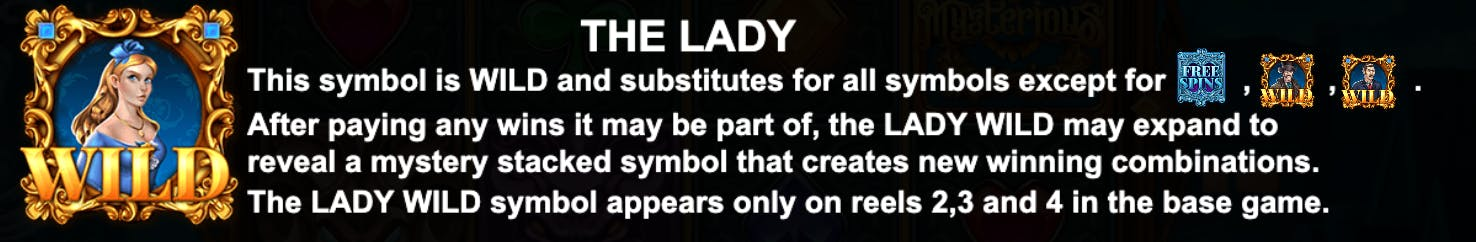 wild the lady