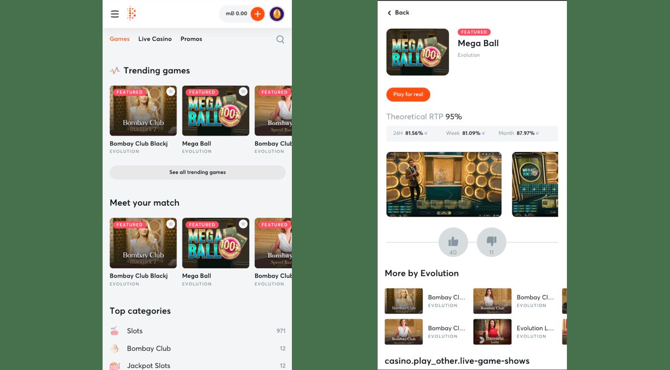 mobile bitcasino