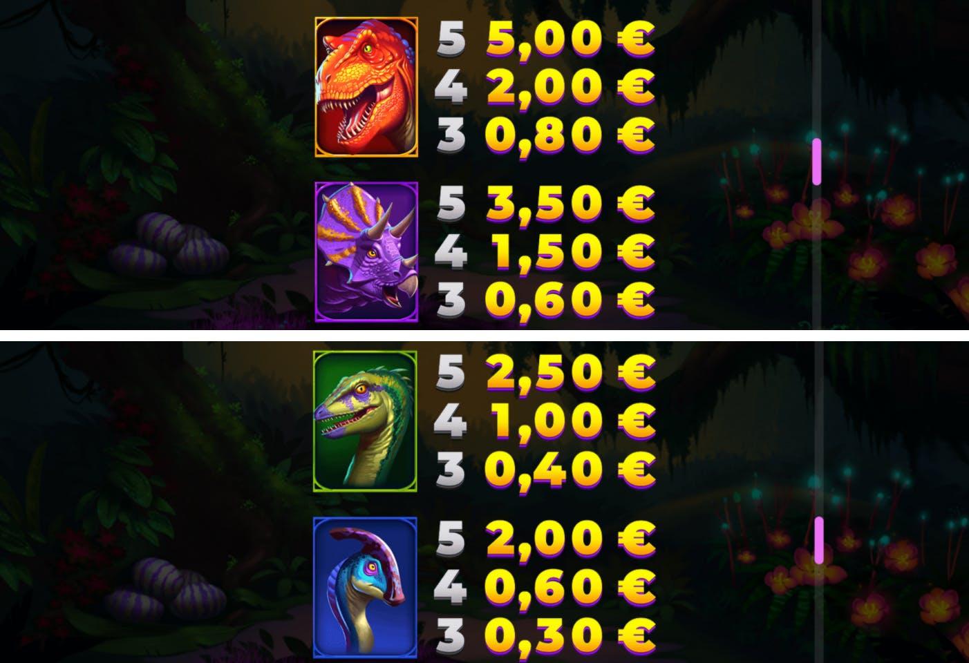 premium symbols raptor doublemax