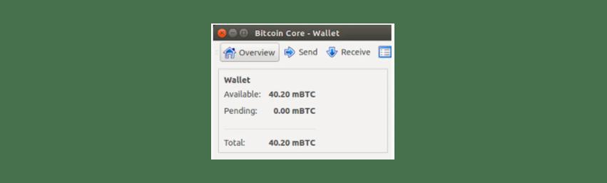 wallet btc