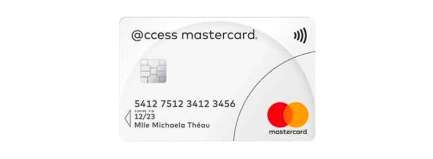 access mastercard
