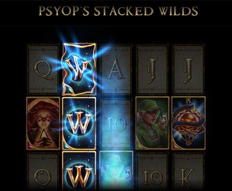 psyop stacked wilds