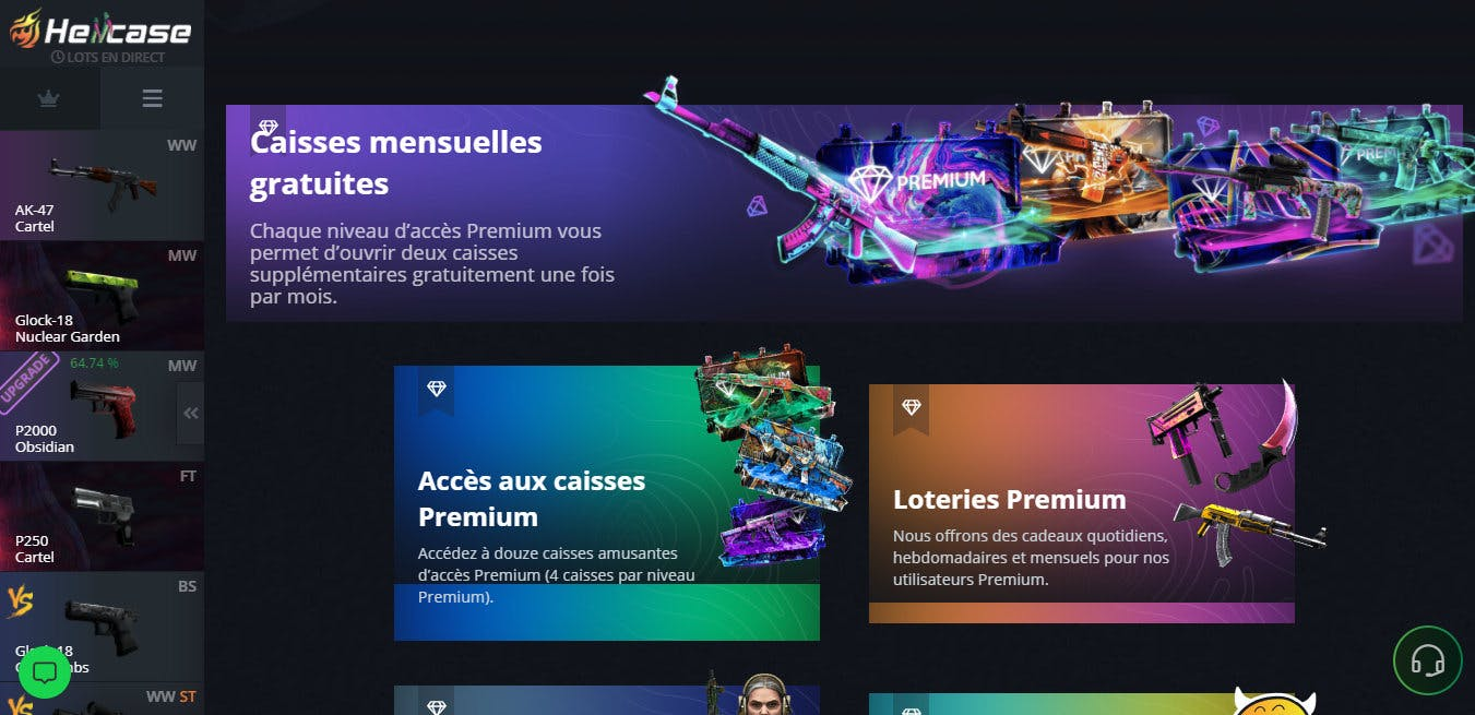 promotions hellcase