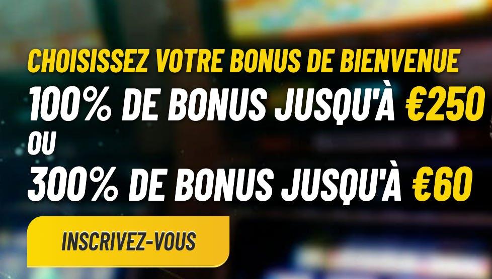 bonus bienvenue ma chance casino