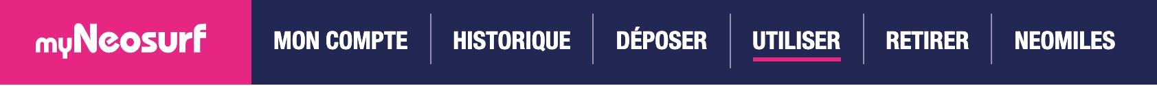 use neosurf ticket online