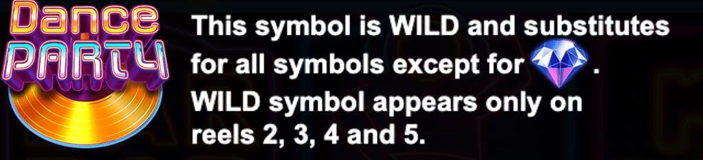 symbole dance party