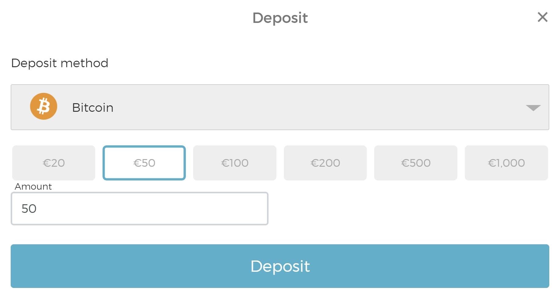 Casino Extra deposit