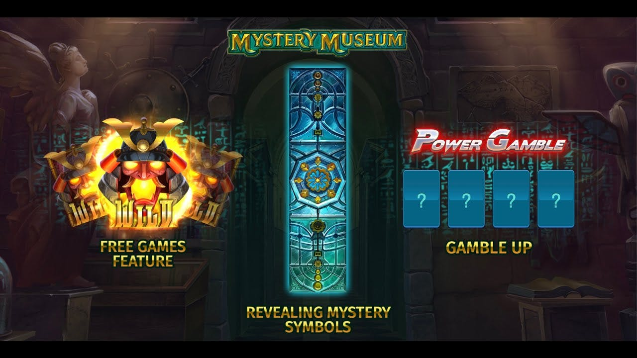 scatter mystery museum