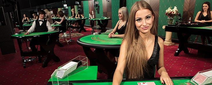 online croupier casino