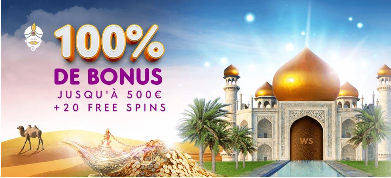 bonus wild sultan