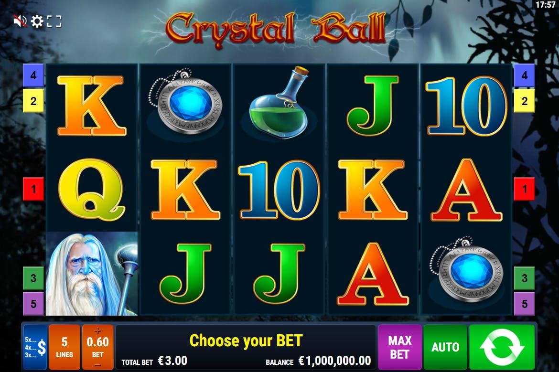 screenshot crystal ball