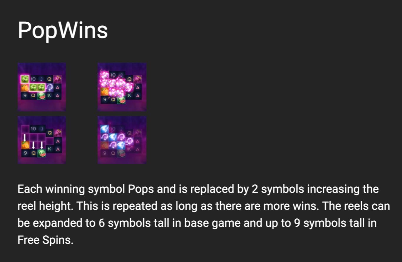 pop wins connexion