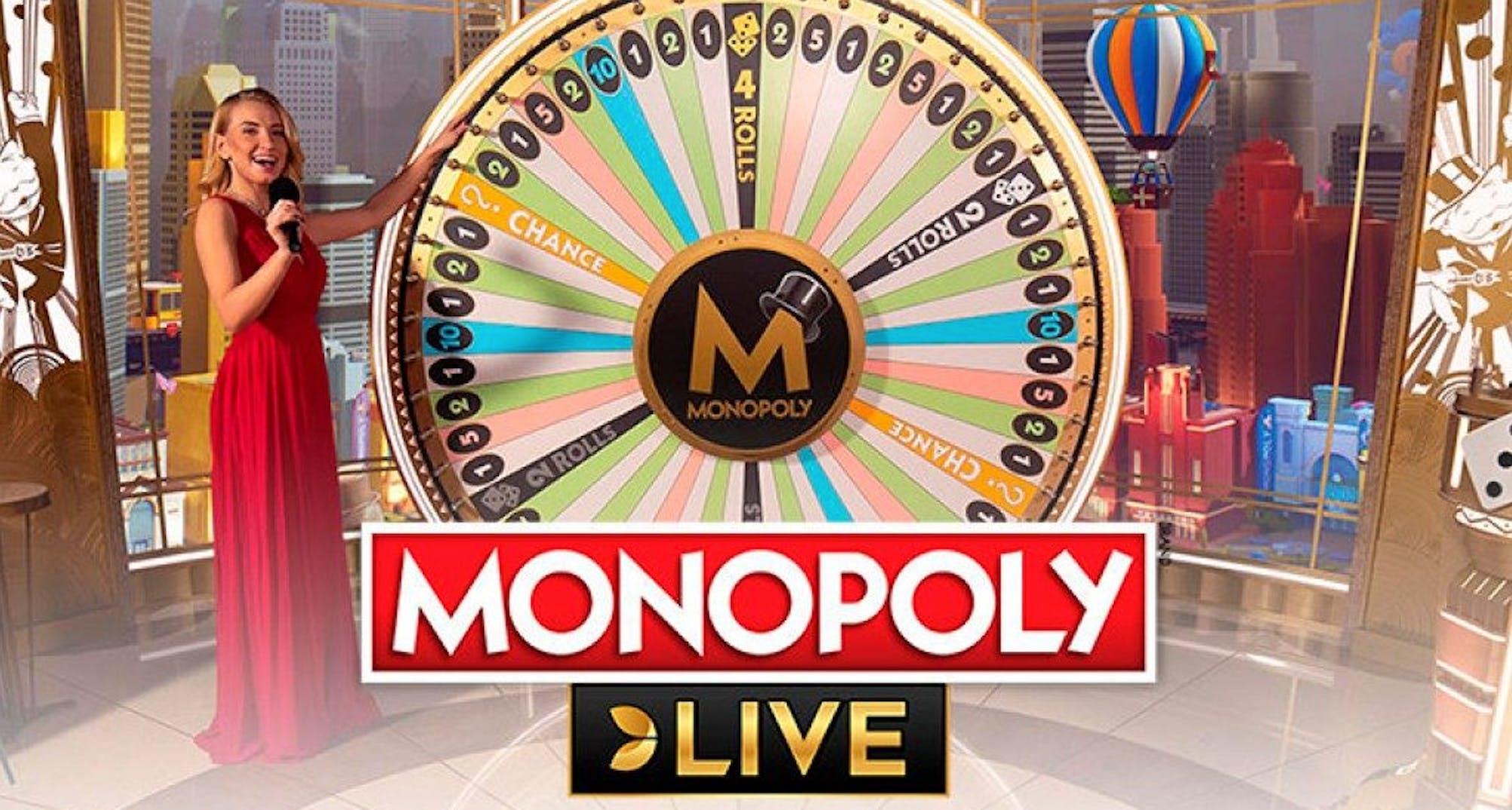 Thumbnail Monopoly Live