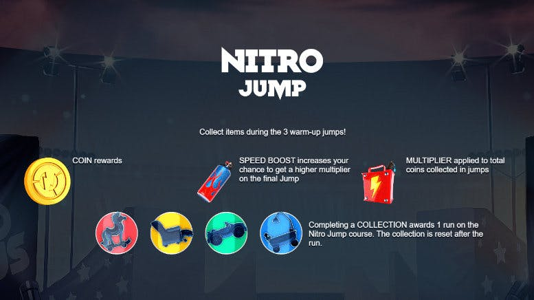 jump symbols nitro circus