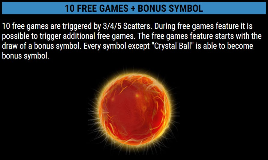 bonus crystal ball