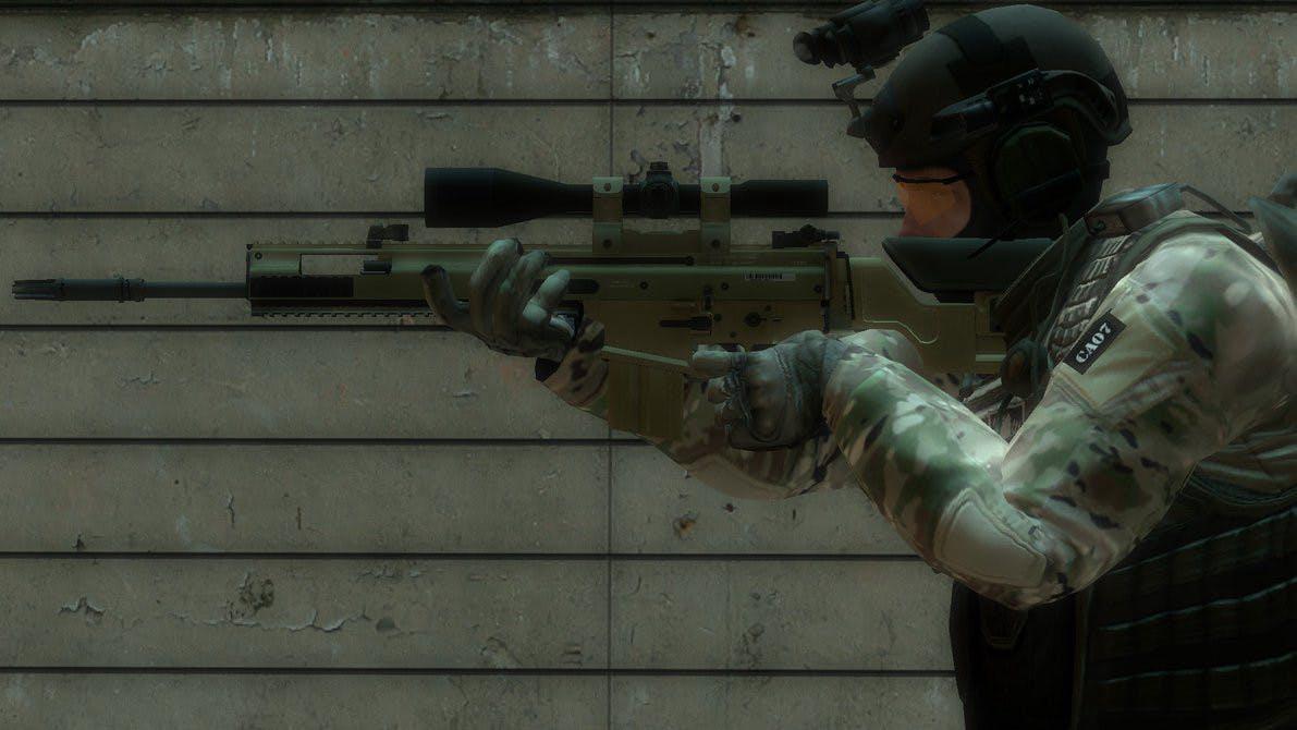 sniper csgo