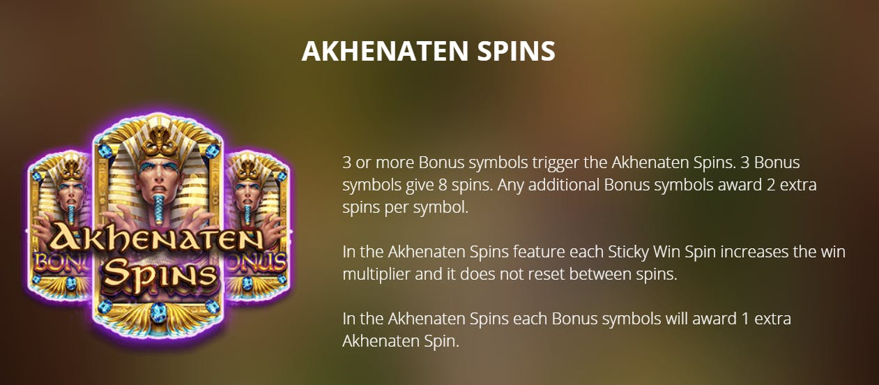 bonus tomb of akhenaten