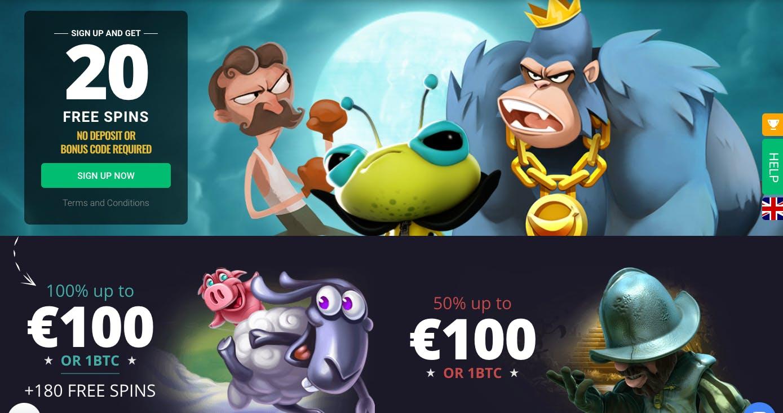 bitstarz welcome bonus
