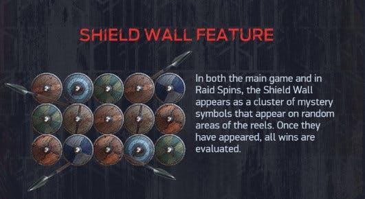shield wall vikings video
