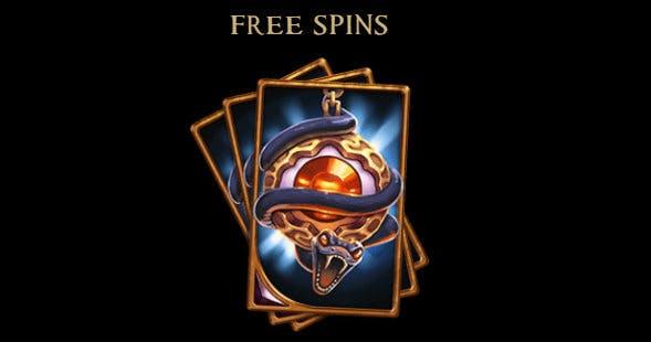 free spins arcane