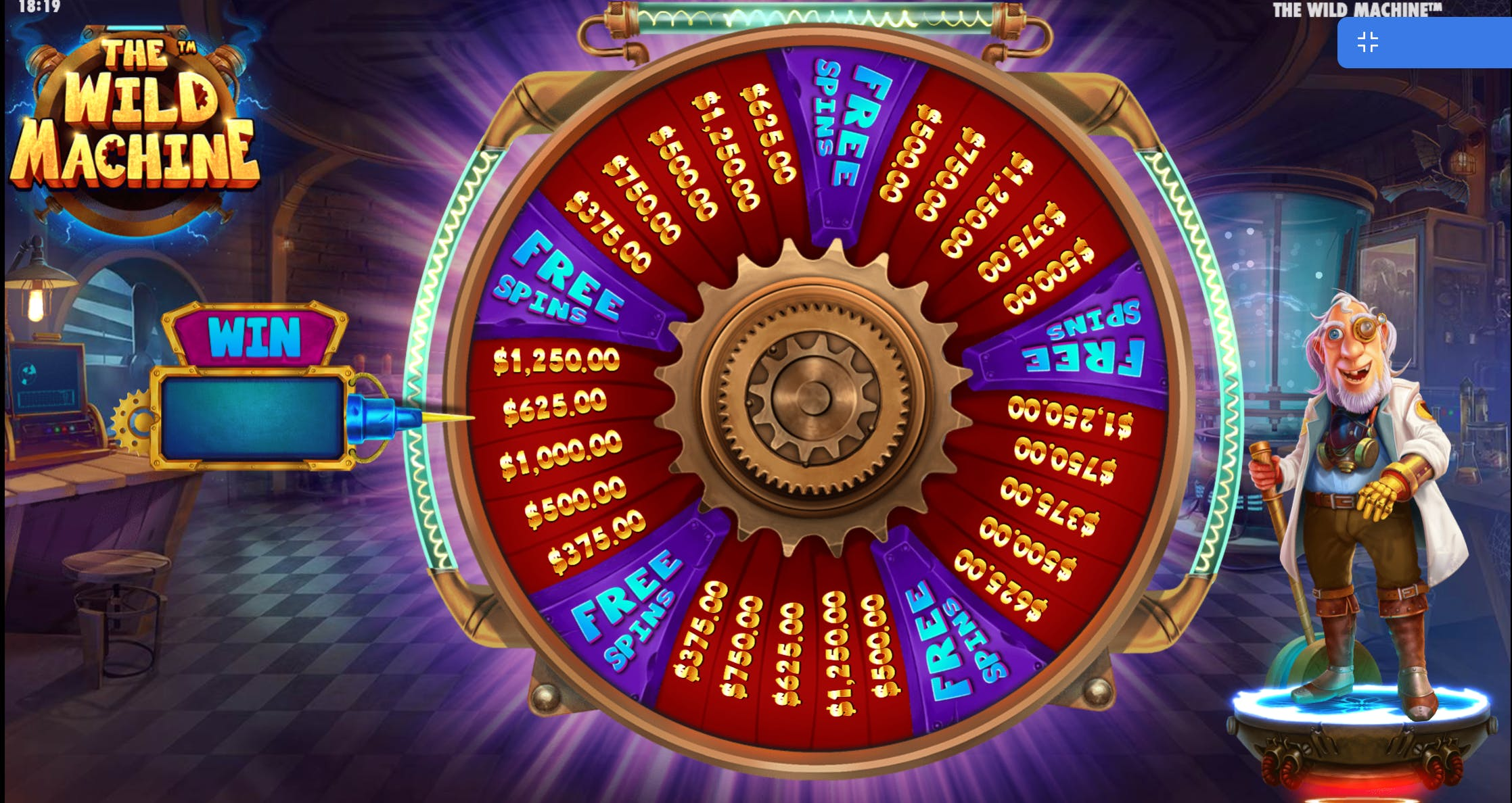 roue des free spins