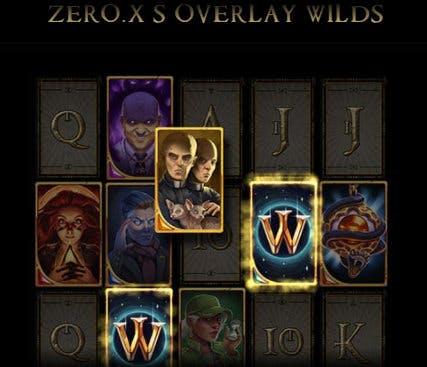 zero x overlay wilds