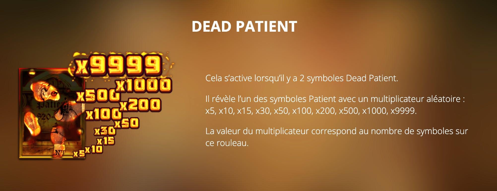 Dead Patient